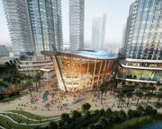 RealWorld Dubai Opera Theater