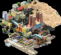 Silicon Industrial Complex L2