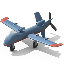 UAV-28 Unmanned Aircraft L1