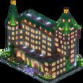 Hotel St. Moritz (Night)