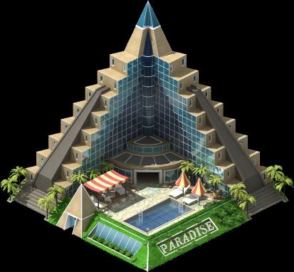 Paradise Luxury Hotel L2 (Old)