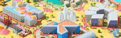 Salt Canyon Background