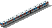 Subway Train L1
