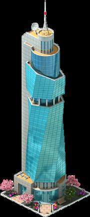 Twist Tower