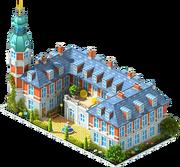 Hvedholm Castle