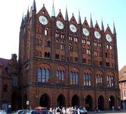 RealWorld Stralsund Town Hall