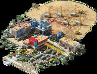 Uranium Industrial Complex L3