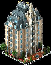 Building Versailles Apartments