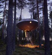 RealWorld UFO Hotel