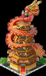 Golden Dragon Pagoda