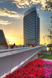 RealWorld Torre del Agua Exhibition Center