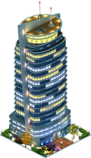 Capital Tower (Night)