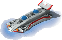 DSRV-34 Underwater Rescue Vehicle L1