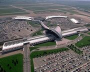 Lyon-Saint Exupéry Airport TGV Station