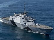 RealWorld LCS-36 Coastal Ship