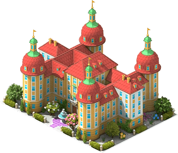 Golden Rose Castle