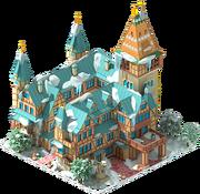 Pelisor Castle (Winter)