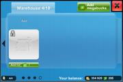 Warehouse add slot
