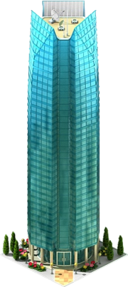 Hexagon Skyscraper