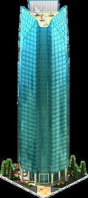 Hexagon Skyscraper