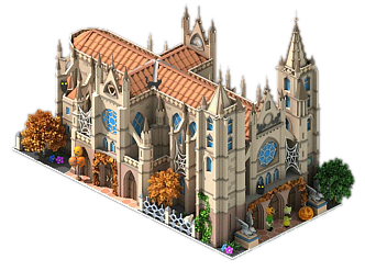 Fortune Buildings Gothic Cathedrals