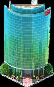 Potsdam Skyscraper