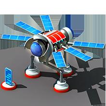 SS-50 Reconnaissance Satellite L1