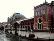 RealWorld Sirkeci Station
