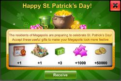 St. Patrick's Day 2018 Gift