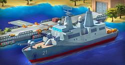 Arms Race XVIII Background