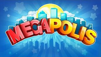 Megapolis game trailer DE