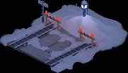 Snowville Track Straight Short SN Stopper 50%