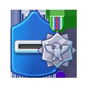 Badge Military Level 42