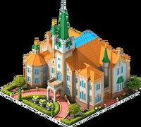 Oskar Schoen's Palace