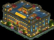 Palace of the Borgias (Night)