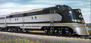 RealWorld Diesel Locomotive Arch