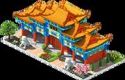 Dali Temple