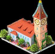 St. Peter Church of Zurich