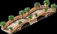 Building Exotic Bridge