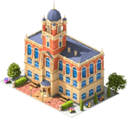 Reserve Headquarters L4