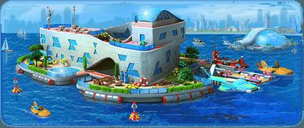 Deep-Water Equipment Complex Artwork