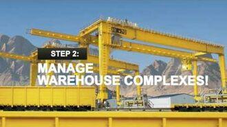 Megapolis Industrial Complex Trailer