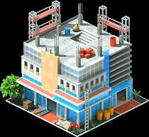Automotive College Construction