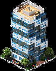 Domino Tower