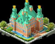 Kruishoutem Castle