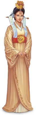 Character Peking Princess