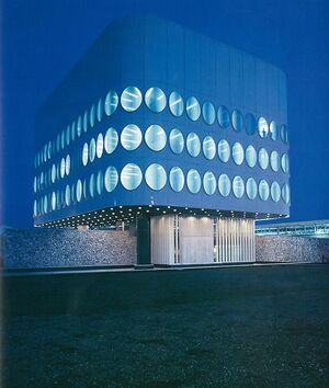Snaidero Office Building - Majano, Italy