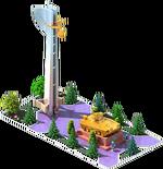 Gold APC-36 Monument