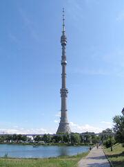 RealWorld Ostankino TV Tower