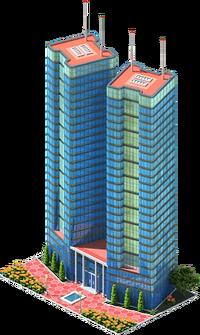 Hangzhou Business Center